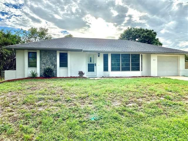 262 Chamber Street NW, Port Charlotte, FL 33948 (MLS #N6116145) :: Frankenstein Home Team