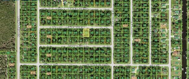 17107 Portland Avenue, Port Charlotte, FL 33948 (MLS #N6116146) :: Frankenstein Home Team