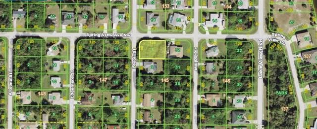 389 Lenoir Street NW, Port Charlotte, FL 33948 (MLS #N6116166) :: Zarghami Group