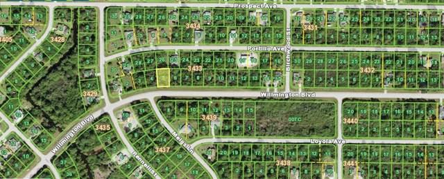 9312 Willmington Boulevard, Englewood, FL 34224 (MLS #N6116180) :: Globalwide Realty