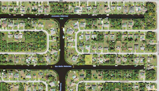 18398 Van Nuys Circle, Port Charlotte, FL 33948 (MLS #N6116273) :: The Paxton Group