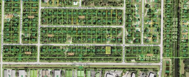 18433 Cordoba Avenue, Port Charlotte, FL 33954 (MLS #N6116289) :: Rabell Realty Group
