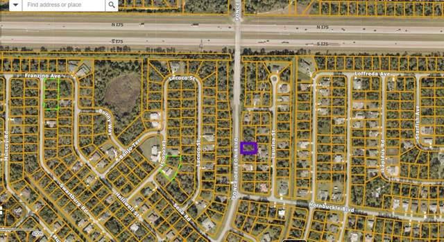 Ponce De Leon Boulevard, North Port, FL 34291 (MLS #N6116308) :: Zarghami Group