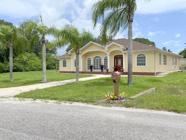12209 Cotorro Avenue, North Port, FL 34287 (MLS #N6116341) :: Zarghami Group