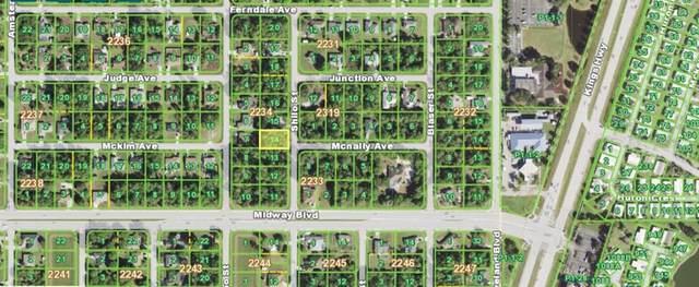 1619 Shilo Street, Port Charlotte, FL 33980 (MLS #N6116352) :: Team Turner