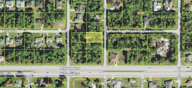 1627 Shilo Street, Port Charlotte, FL 33980 (MLS #N6116355) :: Globalwide Realty
