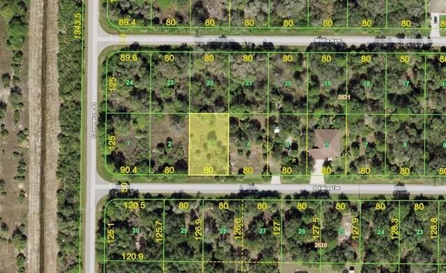 1633 Adalia Terrace, Port Charlotte, FL 33953 (MLS #N6116364) :: Cartwright Realty