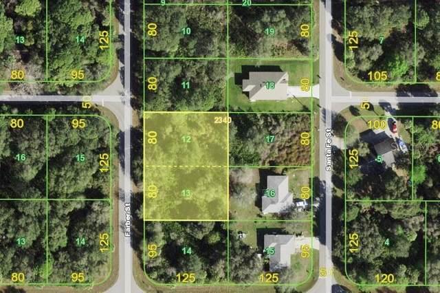 224 Farber Street, Port Charlotte, FL 33953 (MLS #N6116366) :: Everlane Realty