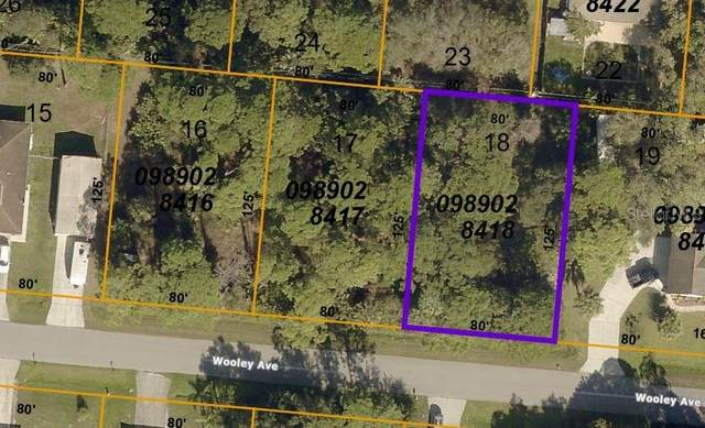 00 Wooley Avenue, North Port, FL 34287 (MLS #N6116377) :: The Robertson Real Estate Group