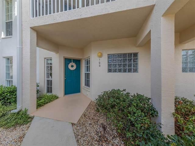 885 Norwalk Drive #102, Venice, FL 34292 (MLS #N6116399) :: Premium Properties Real Estate Services
