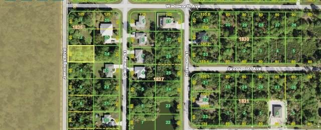 5408 Jennings Boulevard, Port Charlotte, FL 33981 (MLS #N6116425) :: Everlane Realty