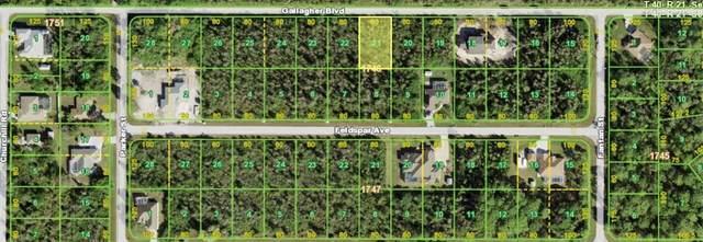13195 Gallagher Boulevard, Port Charlotte, FL 33981 (MLS #N6116427) :: Century 21 Professional Group