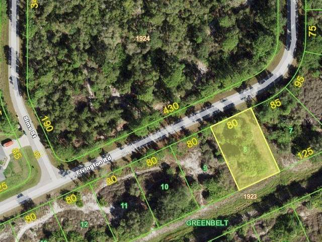 4184 Elvington Road, Port Charlotte, FL 33981 (MLS #N6116428) :: Zarghami Group