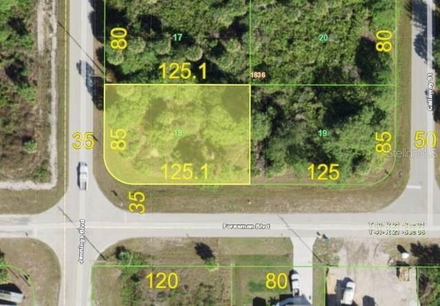 12018 Foresman Boulevard, Port Charlotte, FL 33981 (MLS #N6116430) :: Zarghami Group