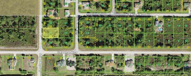 5520 Jennings Boulevard, Port Charlotte, FL 33981 (MLS #N6116431) :: Zarghami Group