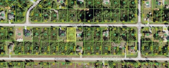 13227 Drysdale Avenue, Port Charlotte, FL 33981 (MLS #N6116438) :: The BRC Group, LLC