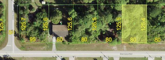 13448 Foresman Boulevard, Port Charlotte, FL 33981 (MLS #N6116441) :: The BRC Group, LLC