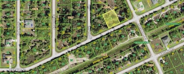 4265 Elvington Road, Port Charlotte, FL 33981 (MLS #N6116446) :: The Robertson Real Estate Group