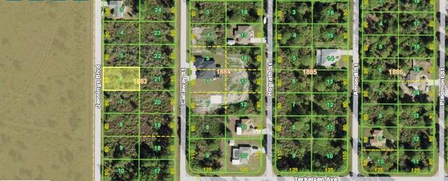 4346 Jennings Boulevard, Port Charlotte, FL 33981 (MLS #N6116447) :: Zarghami Group