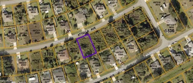 Attalla Avenue, North Port, FL 34287 (MLS #N6116462) :: Cartwright Realty