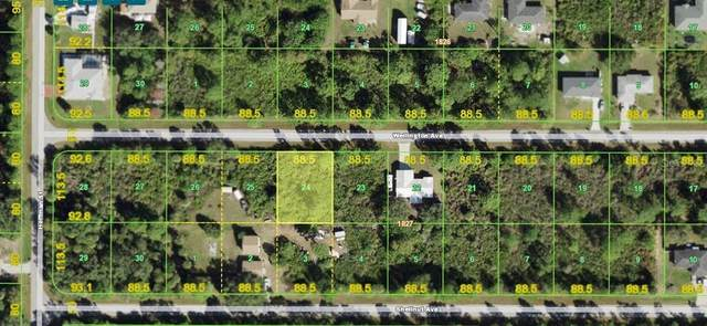 12101 Wellington Avenue, Port Charlotte, FL 33981 (MLS #N6116484) :: The Robertson Real Estate Group