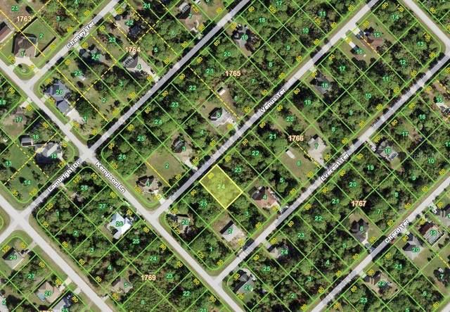 5392 Venus Terrace, Port Charlotte, FL 33981 (MLS #N6116485) :: The BRC Group, LLC