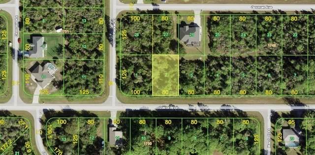 6003 David Boulevard, Port Charlotte, FL 33981 (MLS #N6116489) :: Century 21 Professional Group