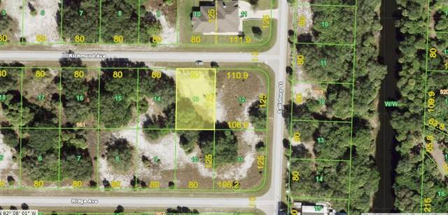 19227 Richmond Avenue, Port Charlotte, FL 33954 (MLS #N6116495) :: Century 21 Professional Group