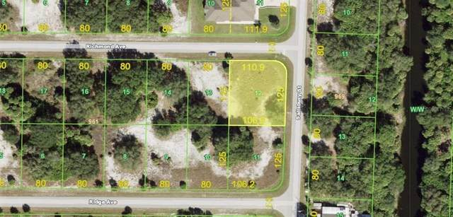 101 Salisbury Street, Port Charlotte, FL 33954 (MLS #N6116503) :: Century 21 Professional Group