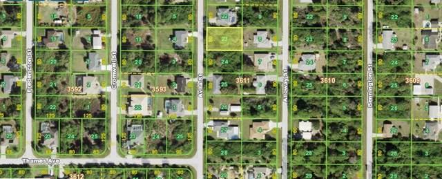 6182 Avila Street, Englewood, FL 34224 (MLS #N6116509) :: Alpha Equity Team