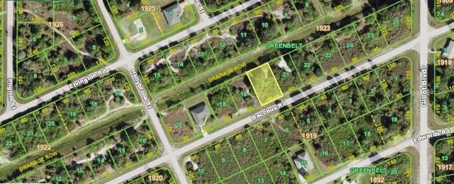 12234 Bacchus Road, Port Charlotte, FL 33981 (MLS #N6116582) :: The Robertson Real Estate Group