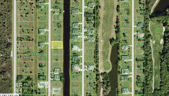 224 W Pine Valley Lane, Rotonda West, FL 33947 (MLS #N6116603) :: Zarghami Group