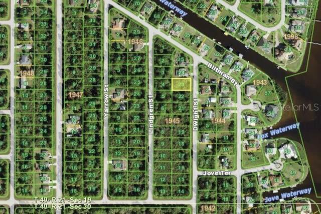 3455 Dwight Street, Port Charlotte, FL 33981 (MLS #N6116606) :: CGY Realty