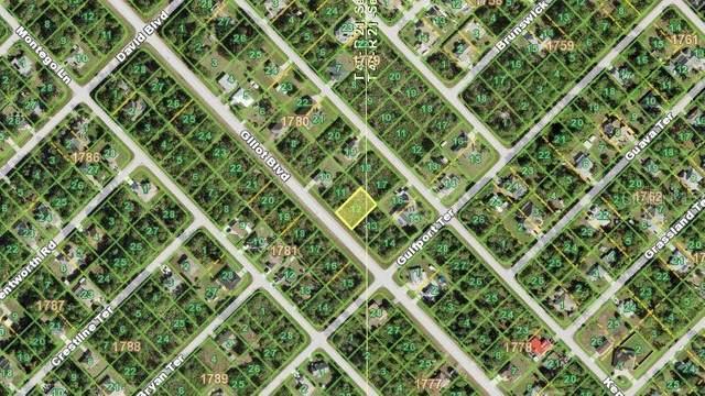 5328 Gillot Boulevard, Port Charlotte, FL 33981 (MLS #N6116607) :: The BRC Group, LLC