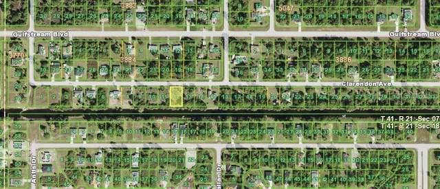 12113 Clarendon Avenue, Port Charlotte, FL 33981 (MLS #N6116616) :: Premium Properties Real Estate Services