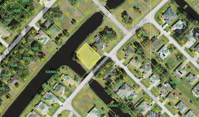 327 Rotonda Circle, Rotonda West, FL 33947 (MLS #N6116617) :: Zarghami Group