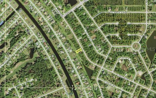 259 Antis Drive, Rotonda West, FL 33947 (MLS #N6116620) :: Zarghami Group