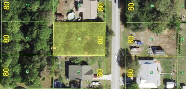 7413 Quaker Street, Englewood, FL 34224 (MLS #N6116629) :: CGY Realty