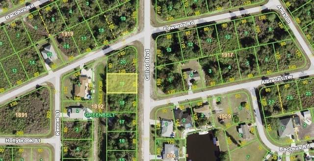4243 Gillot Boulevard, Port Charlotte, FL 33981 (MLS #N6116633) :: The Robertson Real Estate Group