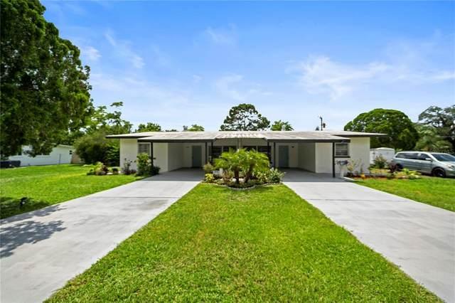 438 Granada Boulevard, North Port, FL 34287 (MLS #N6116640) :: Memory Hopkins Real Estate
