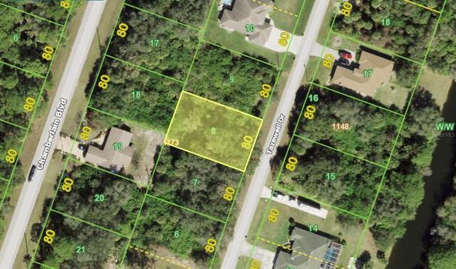 319 Tazewell Drive, Port Charlotte, FL 33954 (MLS #N6116648) :: Rabell Realty Group
