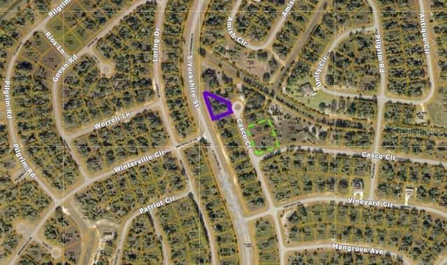 Lot 9 Casco Court, North Port, FL 34288 (MLS #N6116649) :: Gate Arty & the Group - Keller Williams Realty Smart