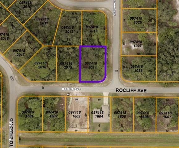 Tomaso Road, North Port, FL 34287 (MLS #N6116678) :: Globalwide Realty