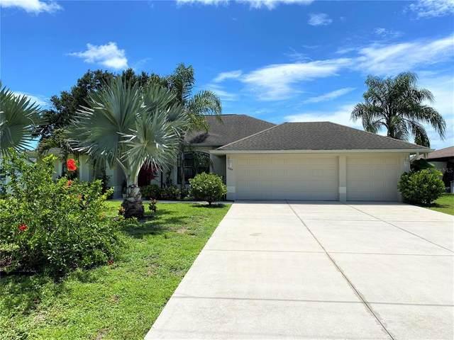3205 Rock Creek Drive, Port Charlotte, FL 33948 (MLS #N6116685) :: Premium Properties Real Estate Services