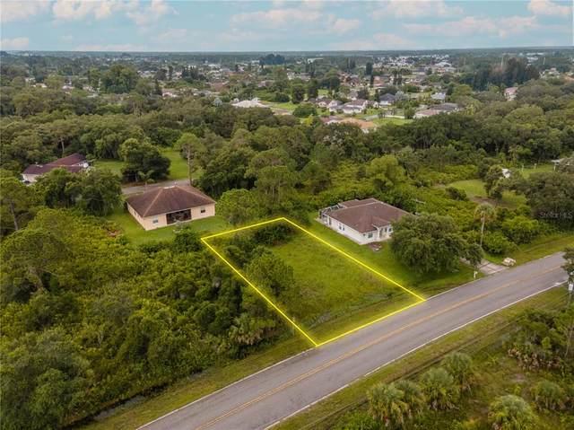 De Leon Drive, North Port, FL 34287 (MLS #N6116714) :: Sarasota Property Group at NextHome Excellence