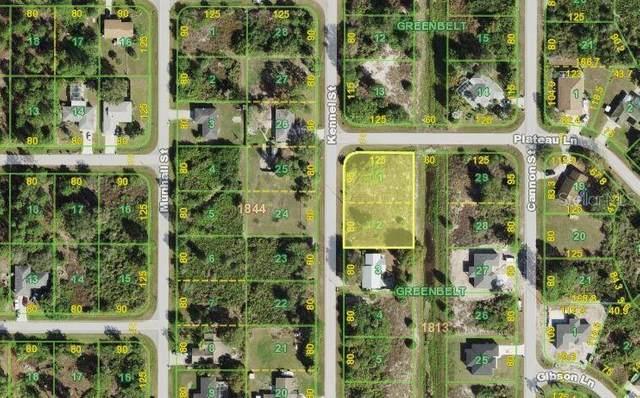 5120 Kennel Street, Port Charlotte, FL 33981 (MLS #N6116716) :: The Robertson Real Estate Group