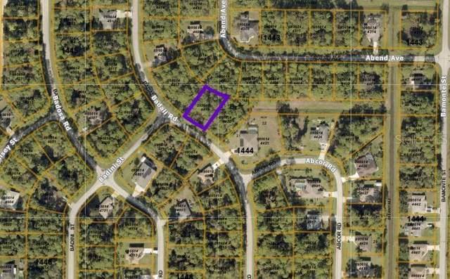 Lot 19 Badali Road, North Port, FL 34286 (MLS #N6116806) :: Everlane Realty