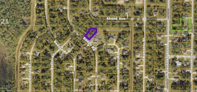 Lot 20 Badali Road, North Port, FL 34286 (MLS #N6116808) :: Everlane Realty