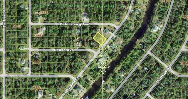 219 Mccabe Street, Port Charlotte, FL 33953 (MLS #N6116825) :: The Light Team