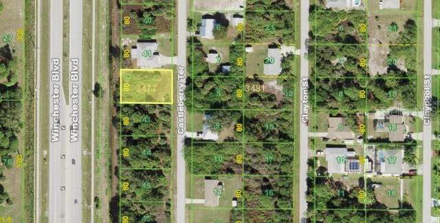 7647 Castleberry Terrace, Englewood, FL 34224 (MLS #N6116834) :: The Hustle and Heart Group